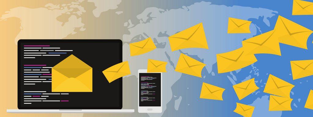 Mailings y correspondencia para captación de clientes, información, catalogos o promociones.